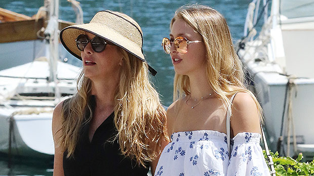 Steve Jobs' Daughter, Eve, 23, Seen In Rare Photo With Mom Laurene In Rome — Photos.jpg