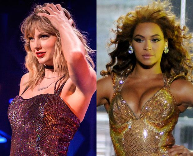 Taylor Swift & Beyonce