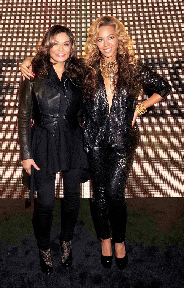 Tina & Beyonce