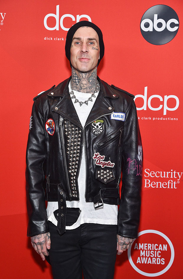 Travis Barker Says He Never Considered Flying Again Before Dating Hellip