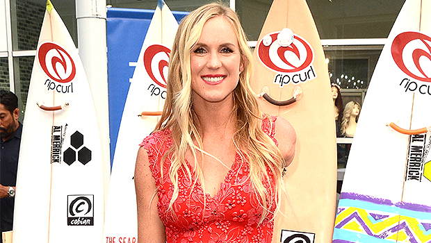 Bethany Hamilton Recalls 'Rebuilding' & 'Accepting' The 'New Version' Of Her Body After Giving Birth