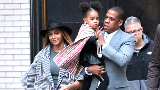 Blue Ivy, 9, Snuggles Up Between Beyonce & JAY-Z As She Crashes Date Night For New Tiffany's Ad.jpg