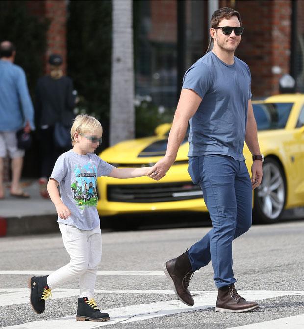 Chris Pratt, Jack Pratt