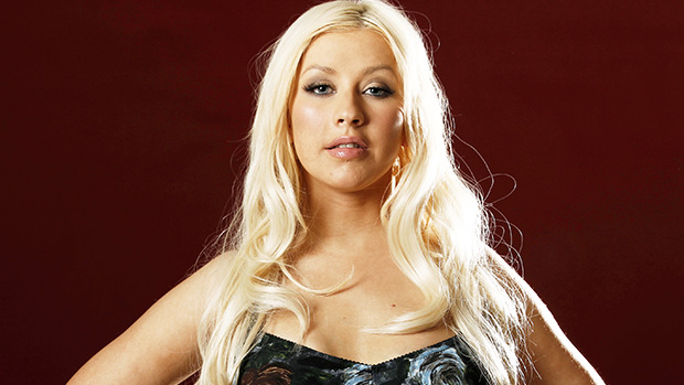Christina Aguilera Smolders For The Camera While Rocking Serious 90's Curls In Glam – Photo.jpg