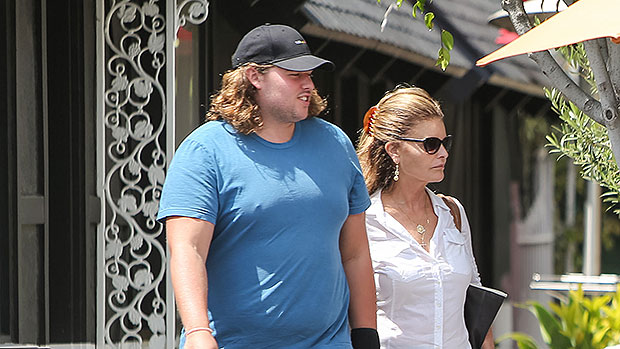 , Christopher Schwarzenegger Shows Off Weight Loss While Getting A Pedicure With Mom Maria Shriver, The World Live Breaking News Coverage & Updates IN ENGLISH