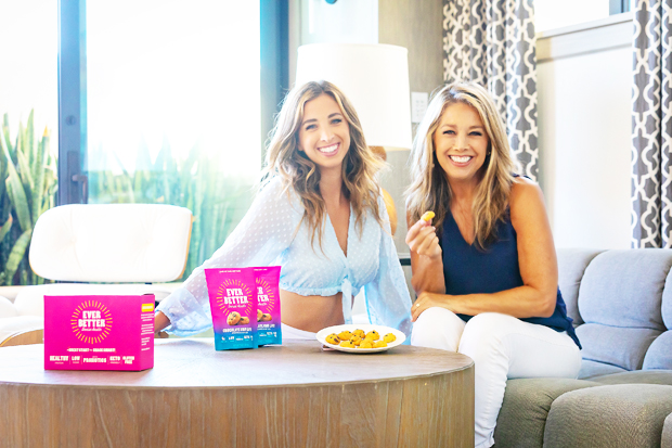 Fitness icon Dennis Austin and 'SI: Swim' rookie Katie Austin share a healthy lifestyle
