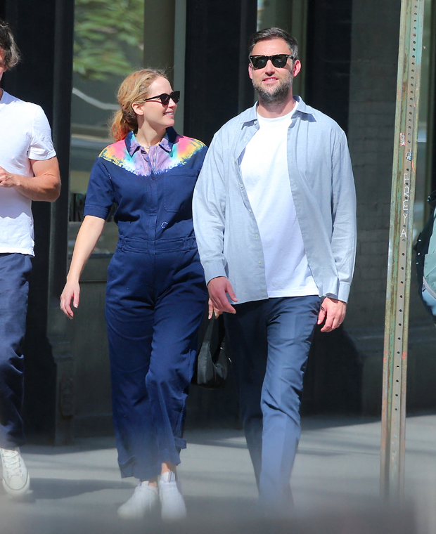 Jennifer Lawrence & Cooke Maroney