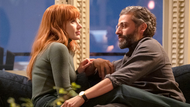 Jessica Chastain Reveals How She Ensured 'Balanced' Nudity With Oscar Isaac In New Show