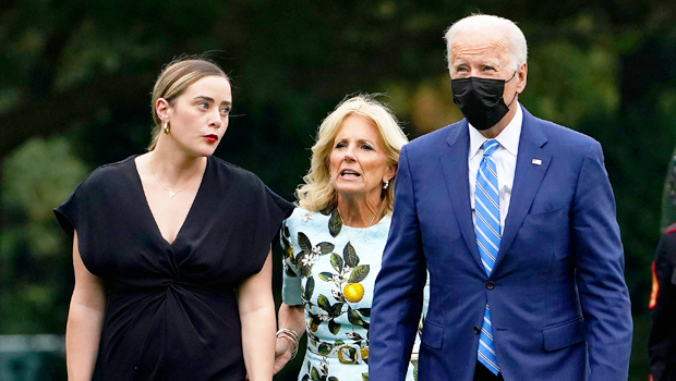 Naomi Biden, Jill Biden, Joe Biden