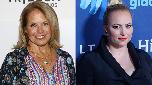 Katie Couric & Meghan McCain: A Timeline Of Their Feud