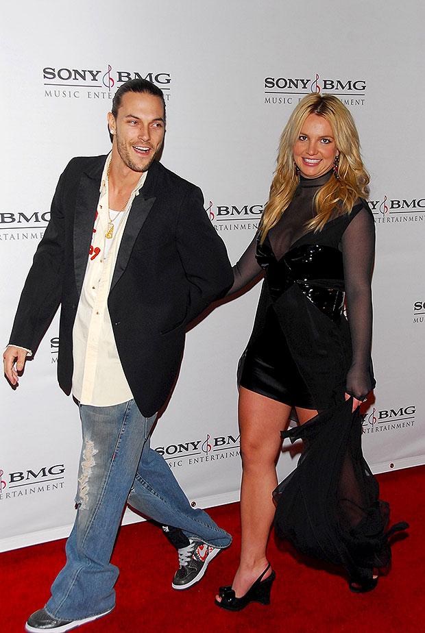 Kevin Federline & Britney Spears