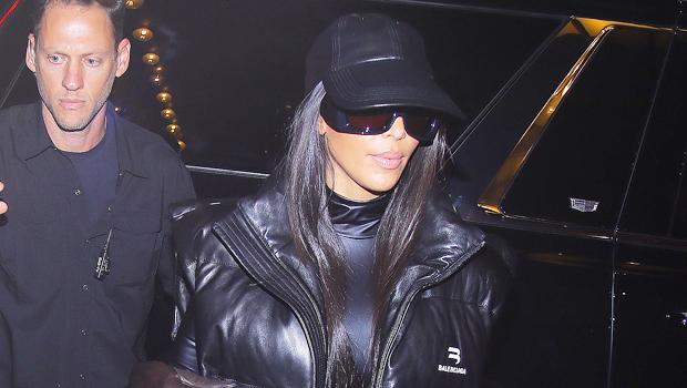Kim Kardashian Bundles Up In Trendy Puffer Coat As She Continues Rehearsing For 'SNL' Debut.jpg