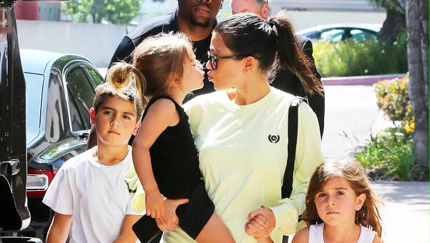 Kourtney Kardashian's Kids Are 'Super Happy' About Travis Barker Engagement.jpg