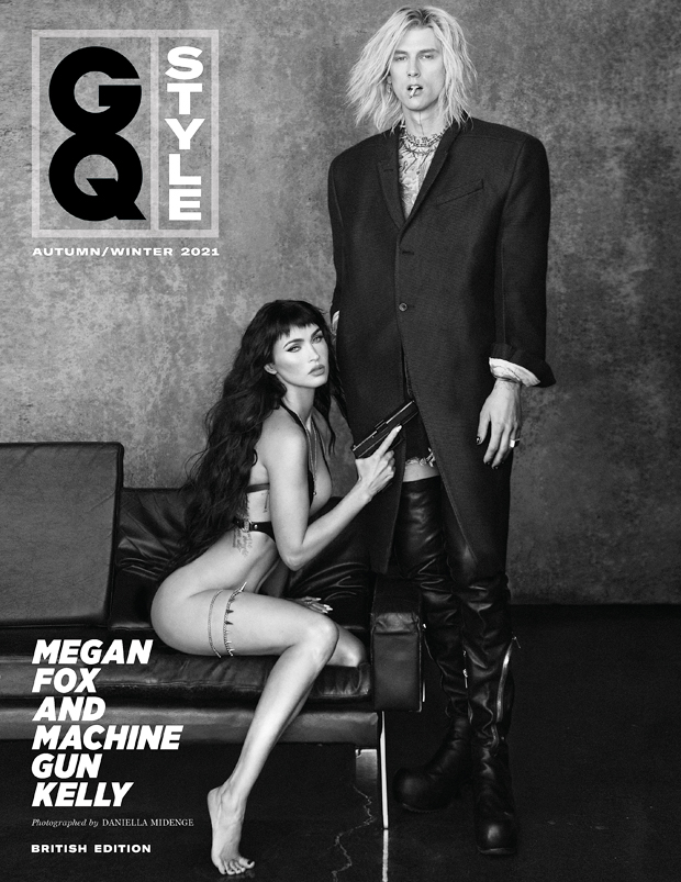 Megan Fox & MGK