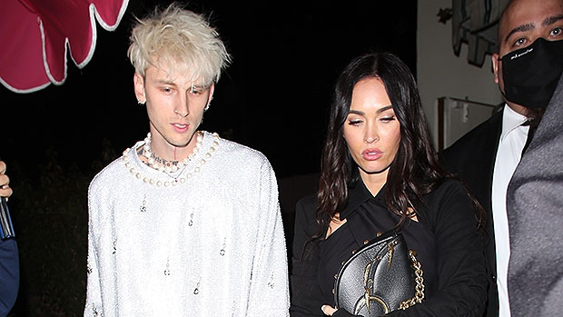 Megan Fox Ready For MGK To Propose After Kourtney & Travis's Engagement