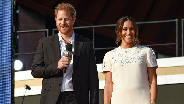 Meghan Markle Confesses She & Prince Harry Were 'Overwhelmed' After Lili's Birth