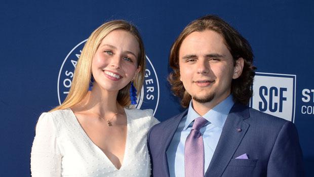 Prince Jackson & girlfriend Molly Schirmang