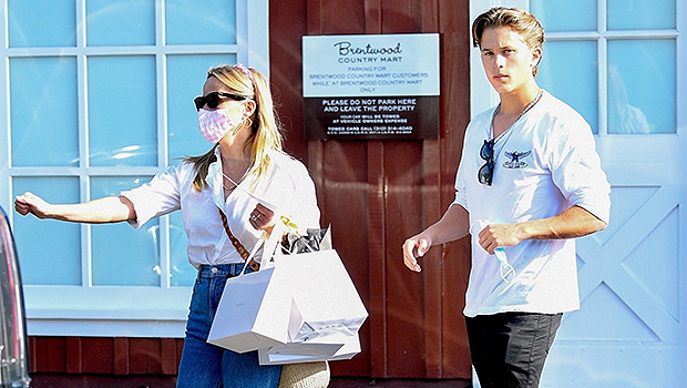 Reese Witherspoon & Ryan Philippe Celebrate Son Deacon's 18th Birthday: 'You're A True Light'