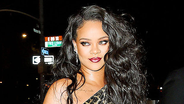 Rihanna Sizzles In Sexy Mesh Catsuit With Cutouts As She Poses On A Piano — Photo.jpg