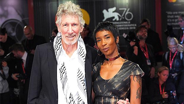 Roger Waters Kamilah Chavis