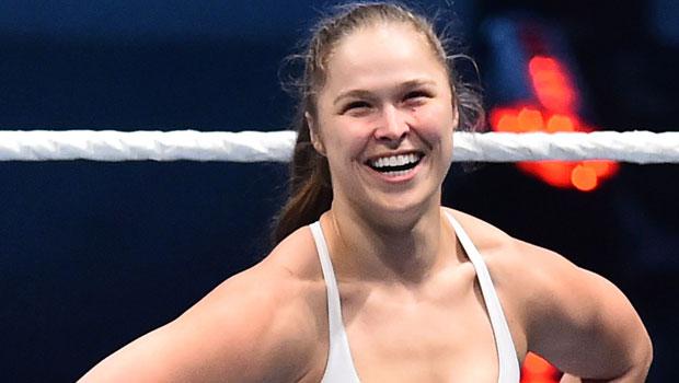 Ronda Rousey Breastfeeds Newborn Baby In New Photo: This 'Shouldn't Be Hidden'.jpg