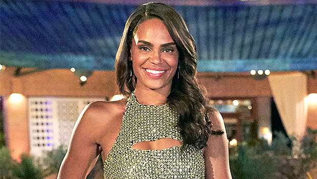 Michelle Young Sparkles In Green Dress For Her 1st Night On 'The Bachelorette' — Photos.jpg