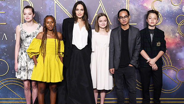 Shiloh Jolie-Pitt, 15, Is All Smiles While Wearing A Dress At 'Eternals' London Premiere – Photos.jpg