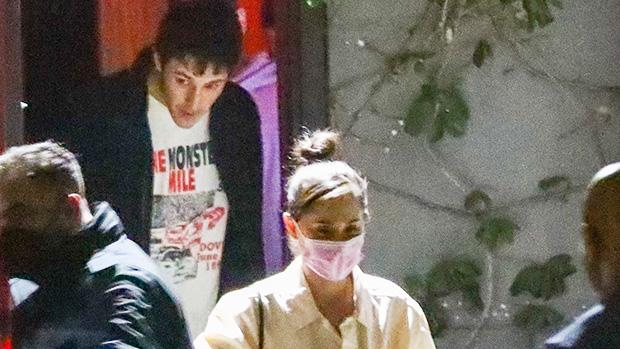 Ariana Grande & Hubby Dalton Gomez Enjoy Rare Date Night At Dave Chappelle Show — Photo.jpg