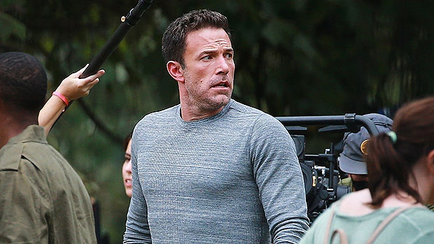 Ben Affleck Puts His Big Muscles On Display While Filming New Thriller In Austin — Photo
