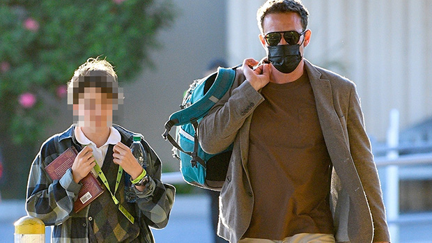 Ben Affleck Bonds With Daughter Seraphina, 12, As He Picks Her Up From The Airport — Photos.jpg