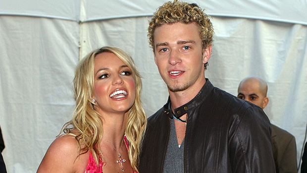 Britney Spears Channels Woman Who Played Her In Ex Justin Timberlake's 'Cry Me A River' Video.jpg