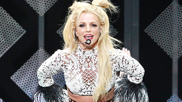 Britney Spears 'Dances Her Heart Out' In Tiny Shorts After Slamming Her Family: 'Feeling Myself'.jpg