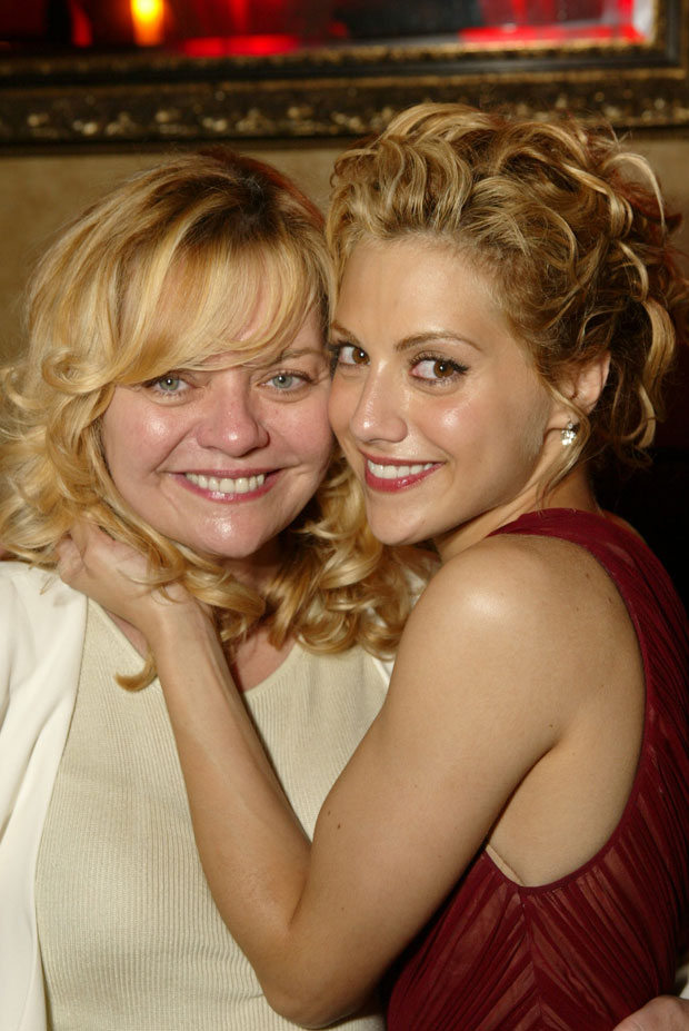 brittany murphy and mother sharon