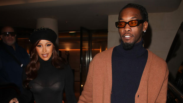 Cardi B Reveals The Sexy Gift She'll Give Offset For His Birthday This Year — Watch