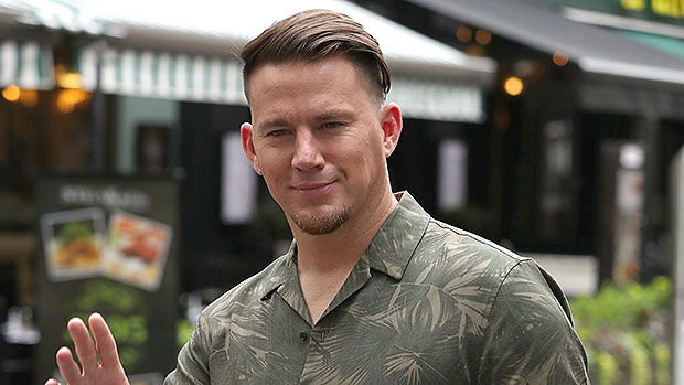 Channing Tatum Dances For The 1st Time In Years In New Video He Says He'll 'Regret' Sharing
