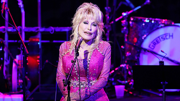 Dolly Parton, 75, Sparkles In Bejeweled Outfit For Performance At Charity Event — Photos.jpg
