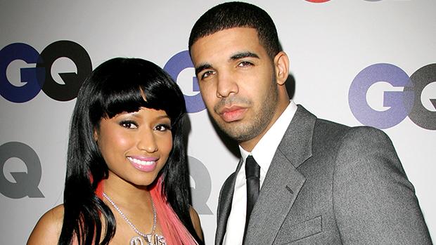Nicki Minaj Cuddles Up To Drake For The 'Lover Boy's 35th Birthday: Photos.jpg