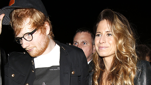 Ed Sheeran Kisses Wife Cherry Seaborn In Rare PDA Video As He Promotes New Love Song.jpg