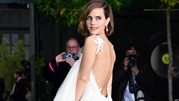 Emma Watson Stuns In Backless White Top For 1st Red Carpet Appearance In 2 Years — Photos.jpg