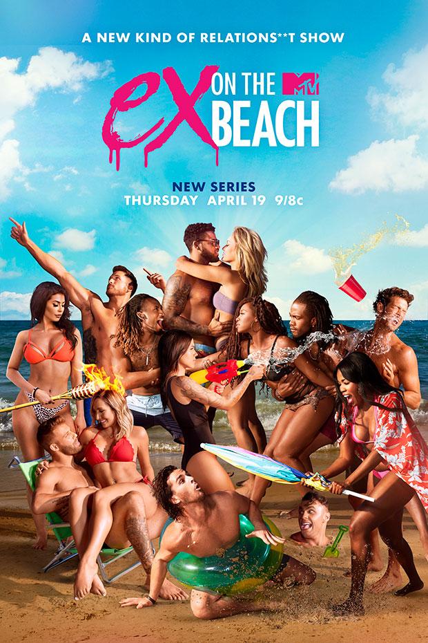 'Ex on the Beach'