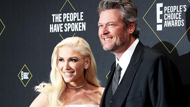 Gwen Stefani Debuts 1st Photo Of Blake Shelton's Proposal On 1 Year Engagement Anniversary.jpg