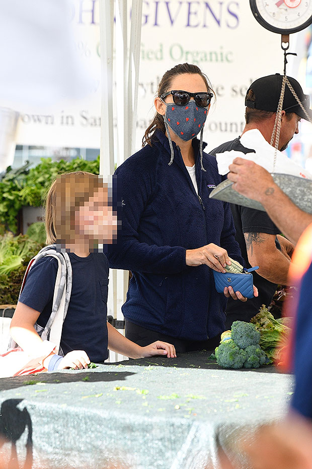 Jennifer Garner & Samuel