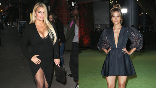 Trainer Harley Pasternak Reveals How Clients Jessica Simpson & Halle Berry Keep Their Legs Toned