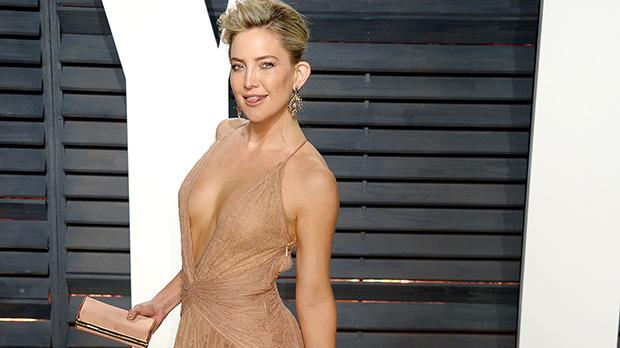 Kate Hudson, 42, Rocks Nothing But Lingerie For Breast Cancer Awareness Month — Photo.jpg