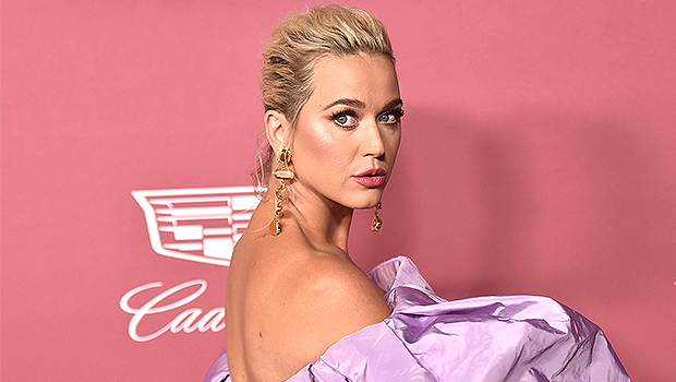 Katy Perry Jokes About Motherhood: 'There's Vomit On The Floor' & My 'Boobs Are Always Out'