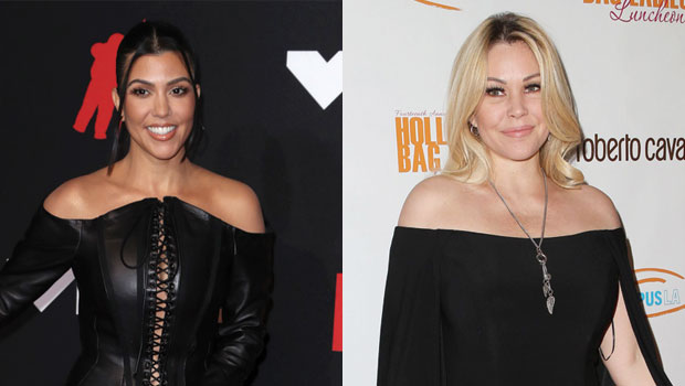 How Kourtney Kardashian Feels About Shanna Moakler's Shady Reaction To Travis Barker Engagement