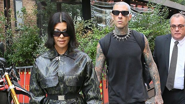 Travis Barker Covers His Tattoos For 'Sid & Nancy' Costume With Kourtney Kardashian.jpg