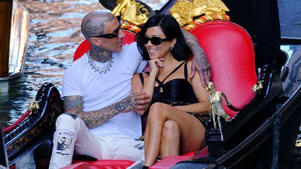 Kourtney Kardashian & Travis Barker 'Can't Wait' To Get Married: Their Wedding Plans Revealed