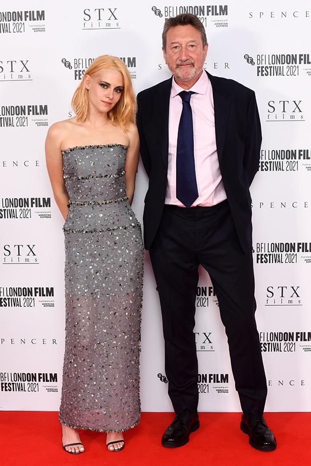 Kristen Stewart & Steven Knight