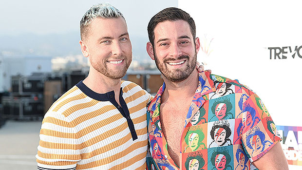 Lance Bass Shares First Photos Of Baby Twins & Reveals He 'Hasn't Slept: 'Never Been So Happy'.jpg